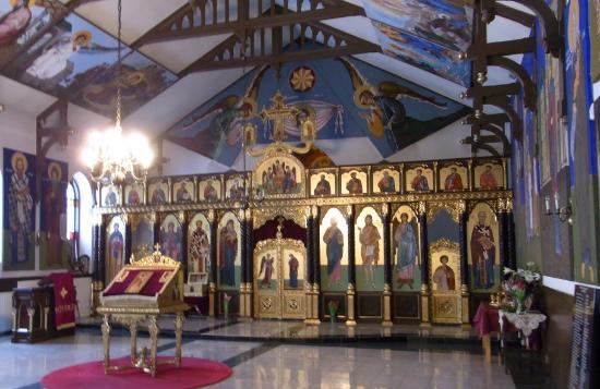 St. Sergius Orthodox Church