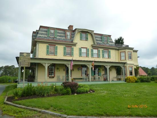 Whitehaven Bed and Breakfast: Front view
