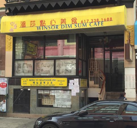 The Best Cafe Boston Ma Tyler St
