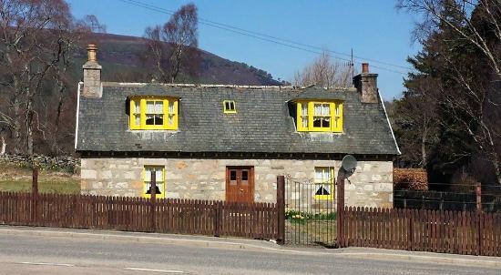 Taste Braemar Airlie House Ab35 5yt Scotland
