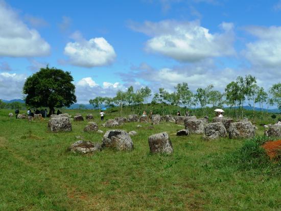 منطقة بلاين أوف جارس الصخرية الأثرية