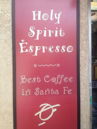 Holy Spirit Espresso