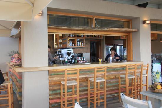 Maria Beach : Bar