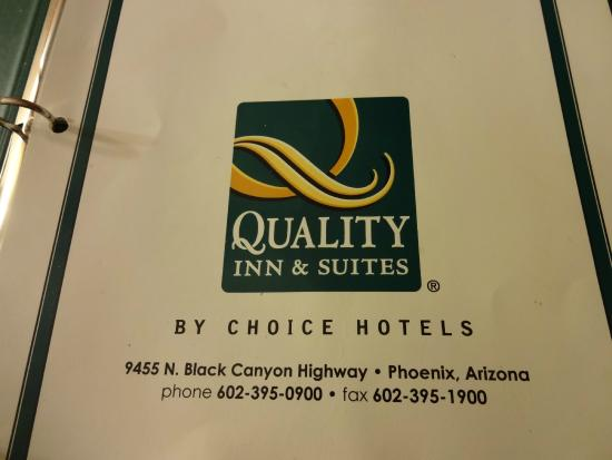 ‪‪Quality Inn & Suites at Metro Center‬: Quality Inn‬