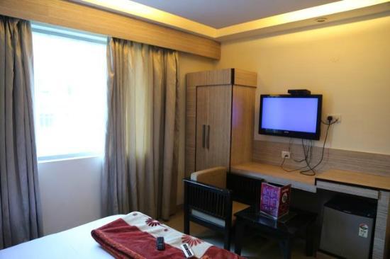 Hotel Aman Inn: Semi Deluxe Room