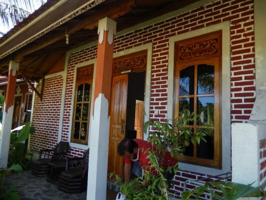 Mumbul Guesthouse : front of room