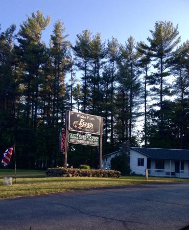 Raymond, ME: White Pines Motel