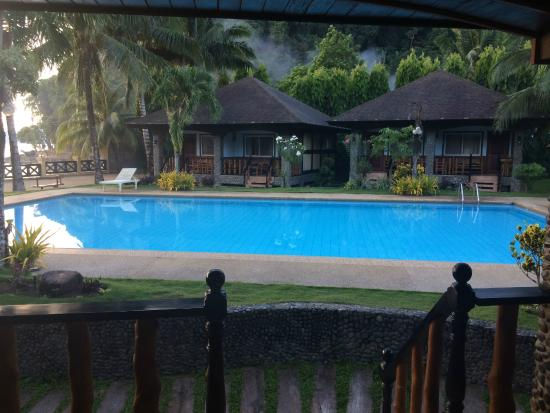 El Nido Garden Beach Resort: Pool