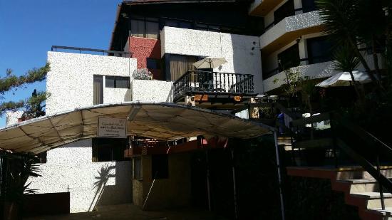 Andenes Hotel: exterior