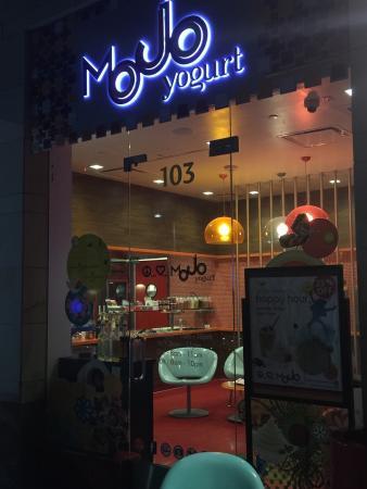 Mojo Yogurt