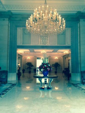 شنغهاي فنيانج جاردن بوتيك هوتل: Main Lobby
