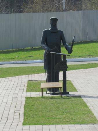 Nikolai Benardos Statue