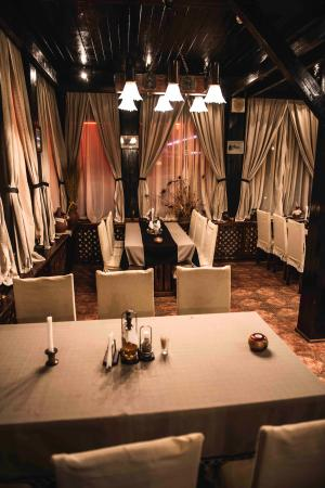 Hotel Breza: Restaurant
