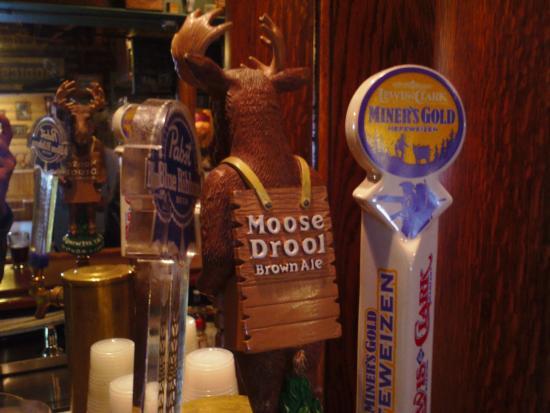 Miners Saloon: Moose Drool