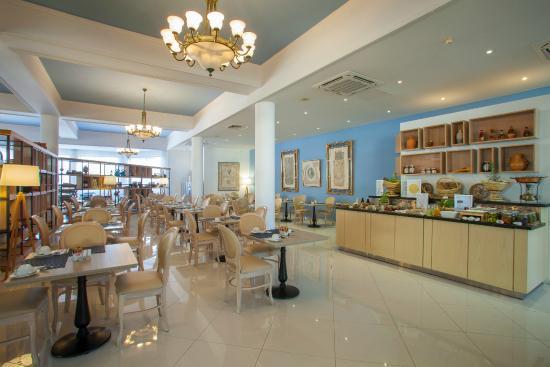 The King Jason Paphos: Piatakia restaurant