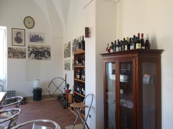 Squinzano, Italie : Innenansicht