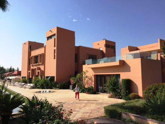 Atlas Golf Marrakech : Club House e ristorante