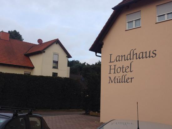 Landhaus Hotel Muller Picture