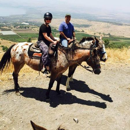 Ramot: On our horse
