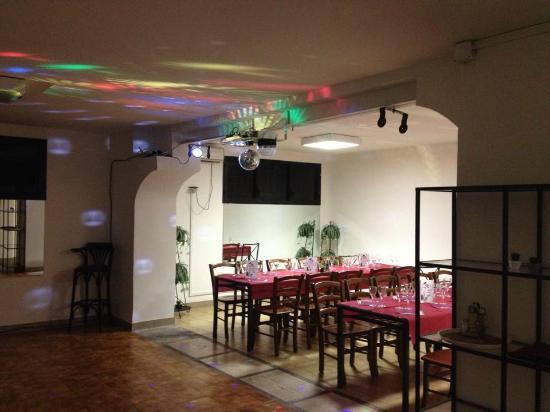 Sala Da The Roma.Sala Da Ballo Picture Of Job Cafe Bistrot Rome Tripadvisor