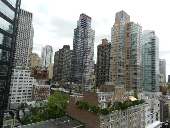 Hilton Garden Inn New York/Manhattan Midtown East: View Idea