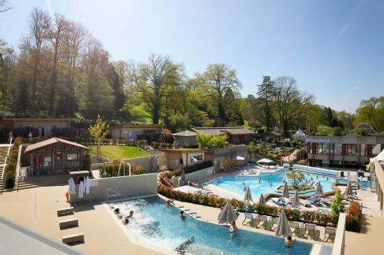 Mondorf parc h tel mondorf les bains luxembourg voir for Piscine mondorf