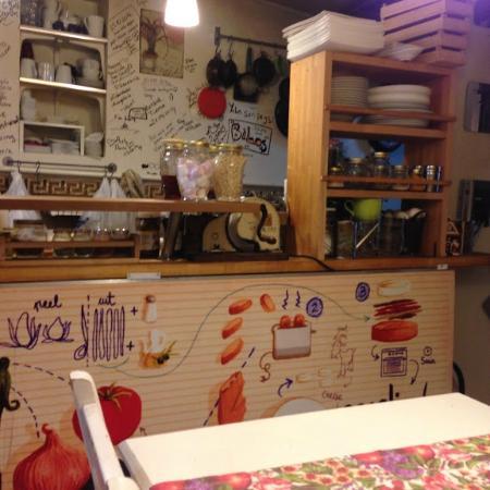 Cook Point Boutique Restaurant: По-домашнему уютное место
