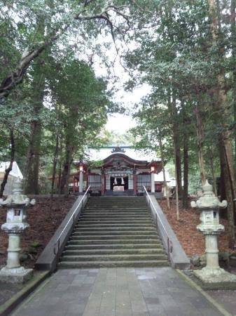 Takaharu-cho, Japan: 境内