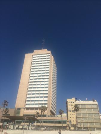 Hayarkon 48 Hostel: рядом