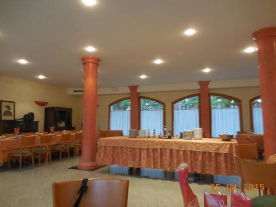 Hotel Sporting: sala da pranzo
