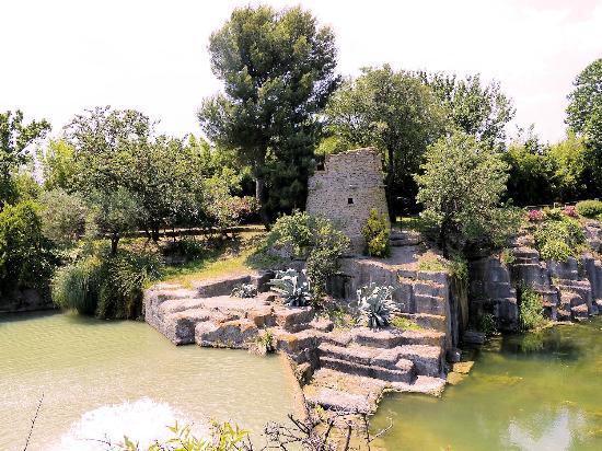 Id picture of le jardin de saint adrien servian - Jardin de saint adrien ...