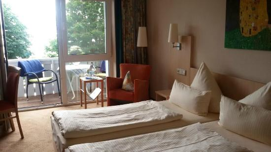 Ammersee Hotel: Zimmer