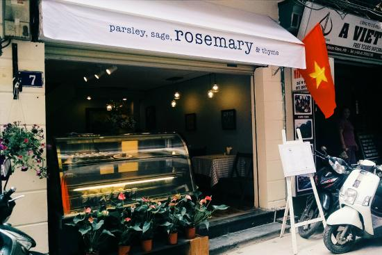 Rosemary Kitchen & Sandwicherie