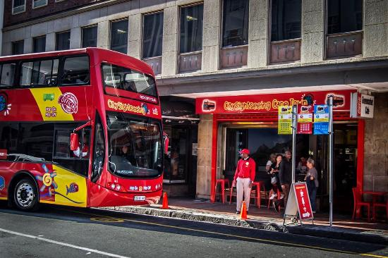 City Sightseeing Cape Town: Cape Town Hop-On Hop-Off