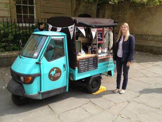 And The Little Coffee Truck Too Picture Of Jericho Coffee