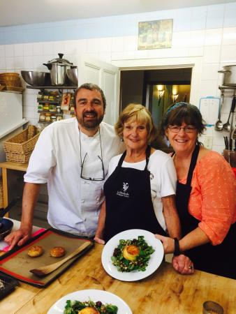 Saint-Cyprien, France : Cookery courses at Le Chevrefeuille