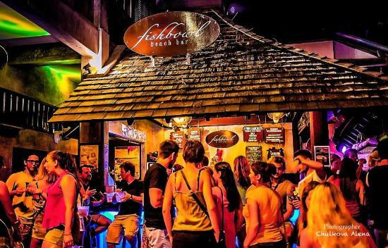 Fishbowl Beach Bar