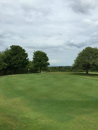 Turnhouse Golf Club: On course