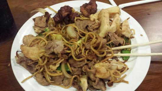 Hong's Buffet and Mongolian GRLL