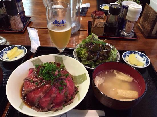 Otsuka: Awesome and cheep! But hard to find, you must go straight into a tiny street.