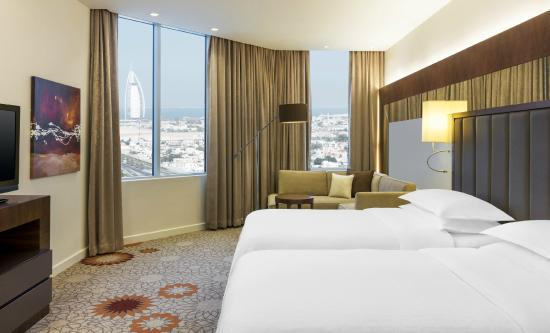 Sheraton Mall of the Emirates Hotel: Delxue Twin Room