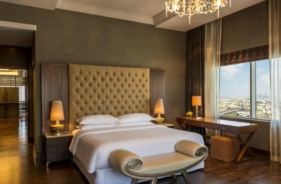 Sheraton Dubai Mall Of The Emirates Hotel Duba 239 Voir