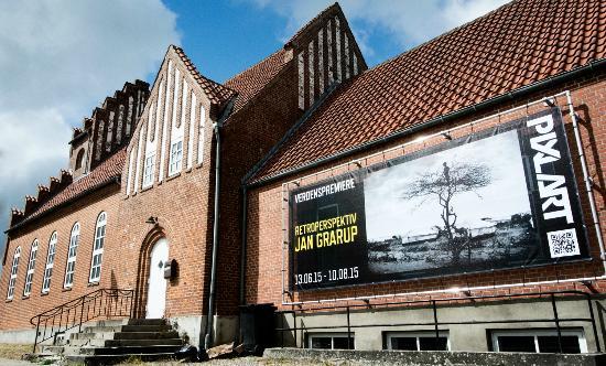 Eastervraa, Denemarken: PixlArt