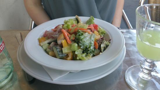 Comida : Thon Cru Tahiti Style