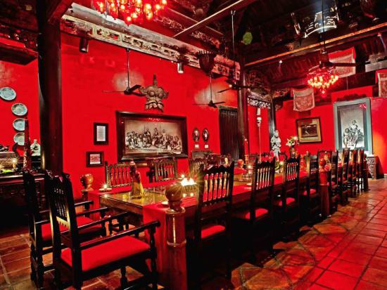 Hotel Tugu Bali Bale Sutra Dining Room
