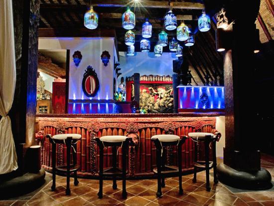 Hotel Tugu Bali Lobby Bar