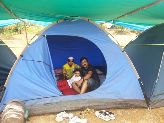 Grassroutes: Inside our Tent