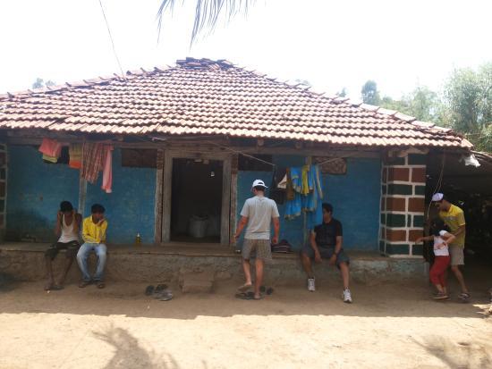 Grassroutes: Village House - Outside
