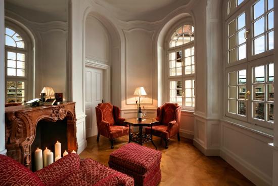 Hotel Taschenbergpalais Kempinski Dresden - Kronprinzensuite