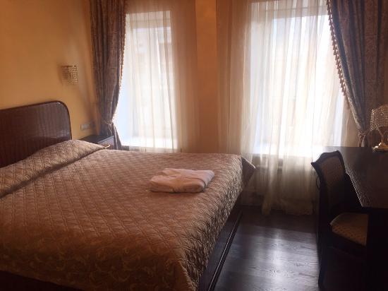 Hotel Sukharevsky: Наша спальня